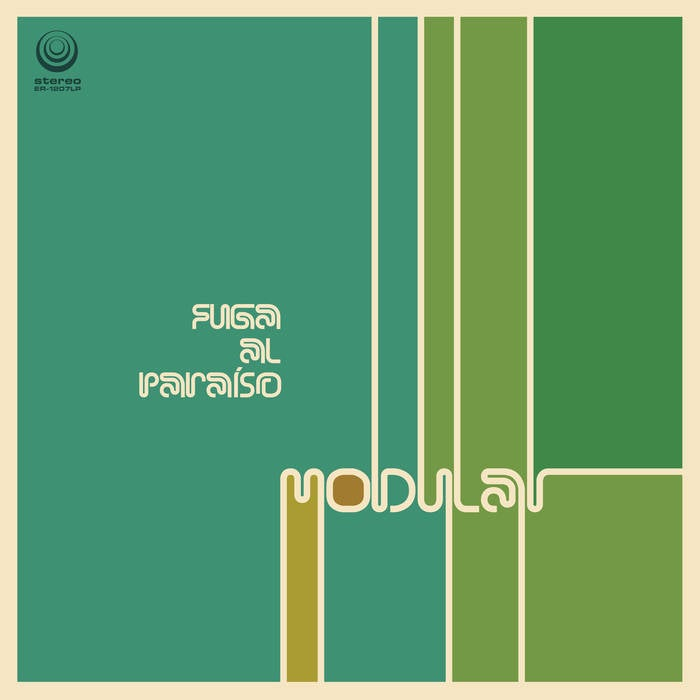 "Image of MODULAR - Fuga Al Paraíso (Limited edition 12"" vinyl w/free MP3s or CD Digipak)"