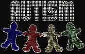 "Image of ""Sparkling"" Autism Awareness (5 Different Designs)"