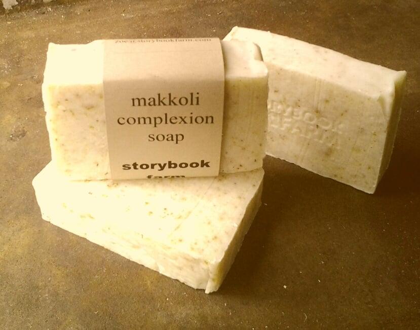 Image of Makolli Complexion Soap