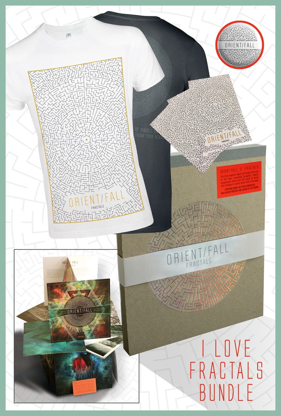 Image of I LOVE 'FRACTALS' BUNDLE!