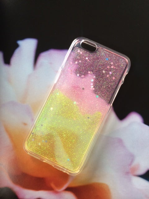 Image of iPhone 6 '100%' Glitter Cover