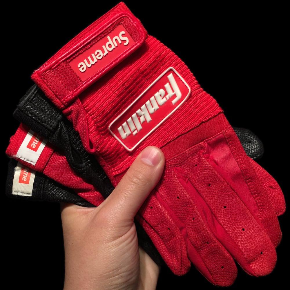 Image of 2006 Franklin Batting Gloves