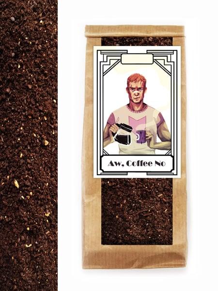 Image of Aw, Coffee, No