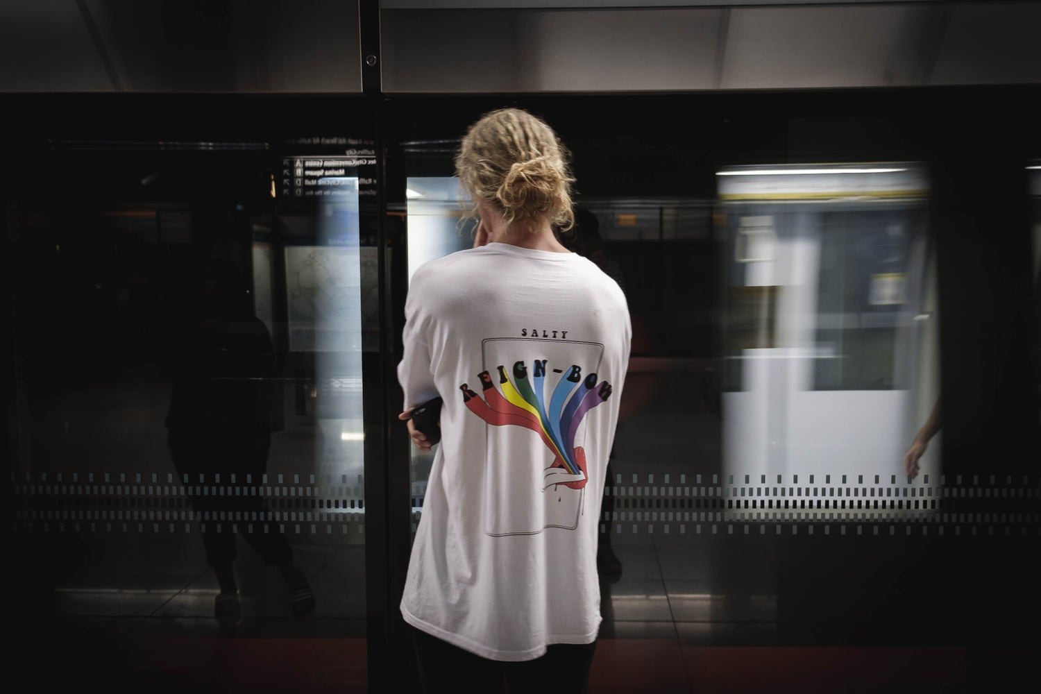 Image of REIGN-BOW Tee