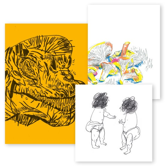 Image of Zine Combo Pack