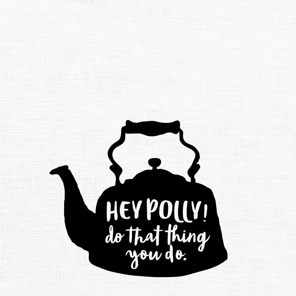 Image of hey polly