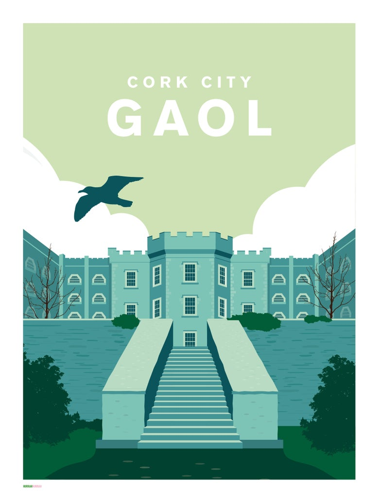Image of Cork City Gaol
