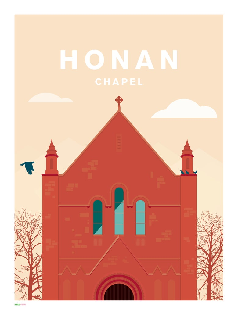 Image of Honan Chapel