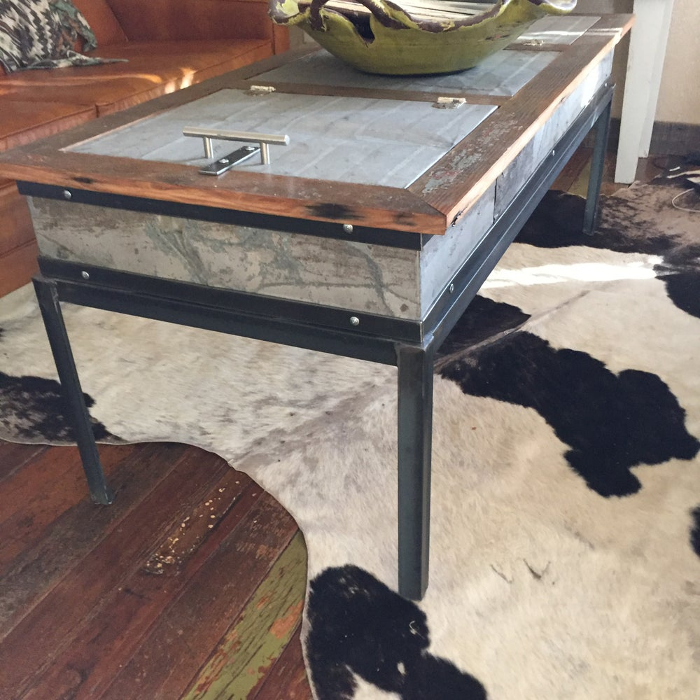 """Image of """"Danielson"""" coffee table"""