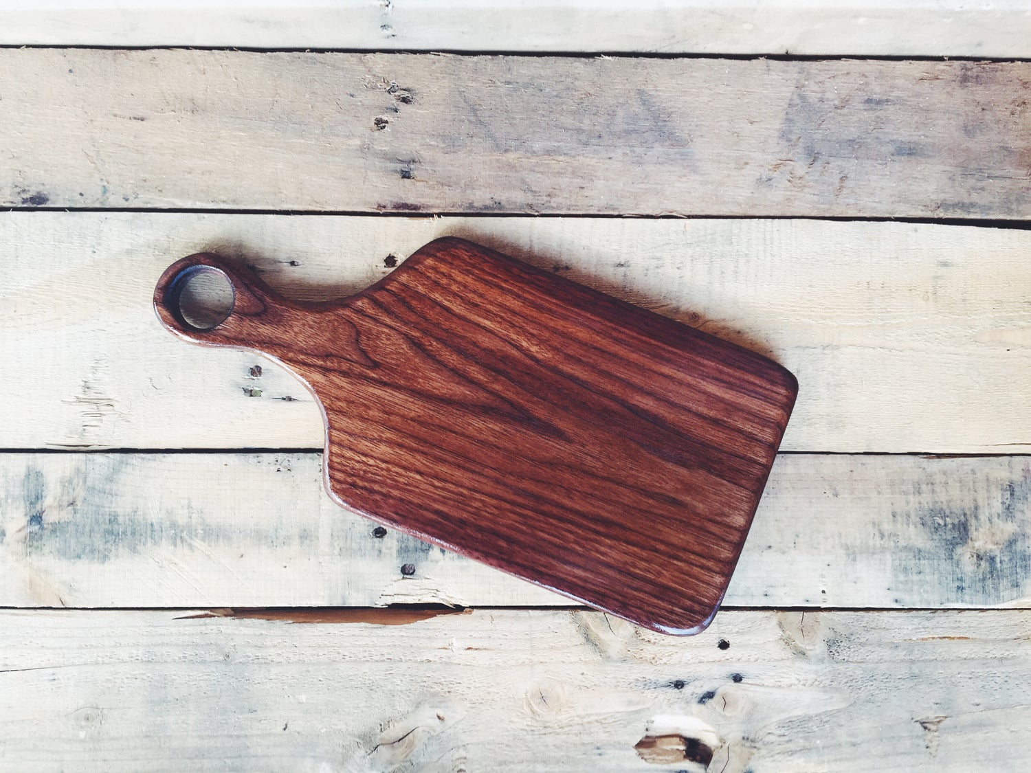 Image of Walnut Cheese Board