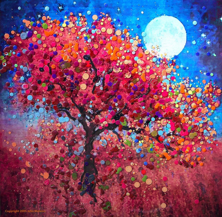 Image of Harvest Moon - Abundance Blessing