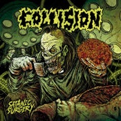 Image of Collision - Satanic Surgery Lp