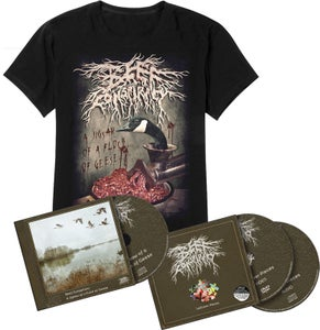 Image of Goose Grinder T-Shirt + 3 Disc PACKAGE