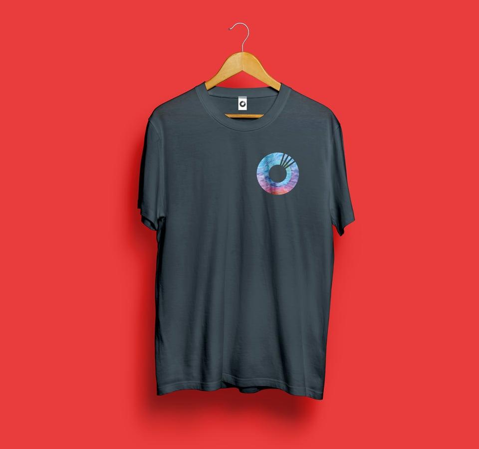 Image of Soundplate Faded Circle T-Shirt