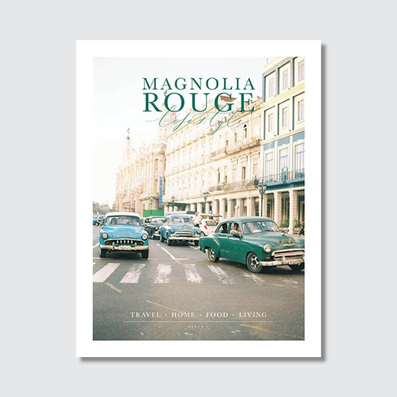 Image of Magnolia Rouge Lifestyle Issue 5