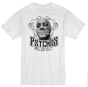 Image of  PSYCHO'S FACE T-SHIRT