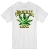 Image of CRONICA 420 WHITE T-SHIRT