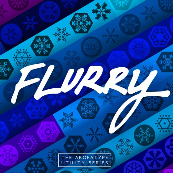 Image of AKOFAType Flurry