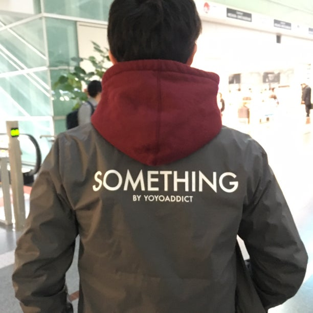 Image of SOMETHING COACH JACKET