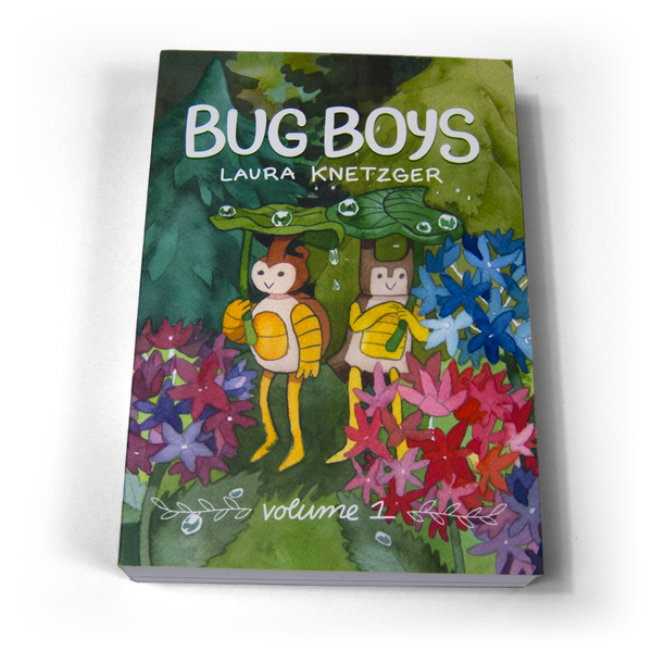 Image of Bug Boys vol. 1