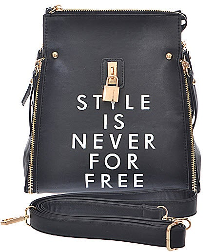 Image of Style Never For Free Backpack