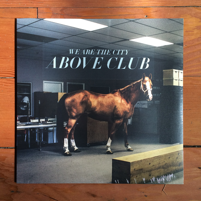 Image of Above Club LP