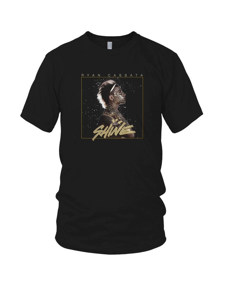 Image of SHINE Concert T-Shirt! LIMITED EDITION