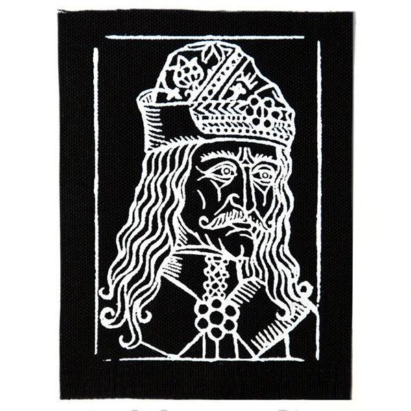 Image of Vlad the Impaler Patch