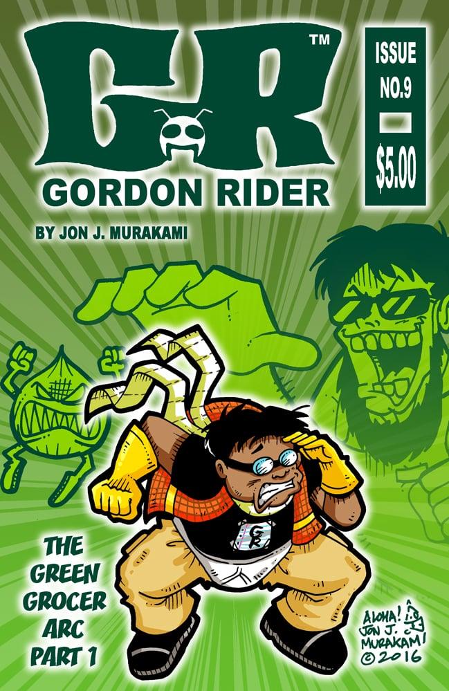 Gordon Rider Issue #9