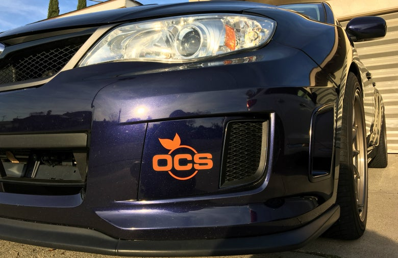 Image of OCS Logo Decal