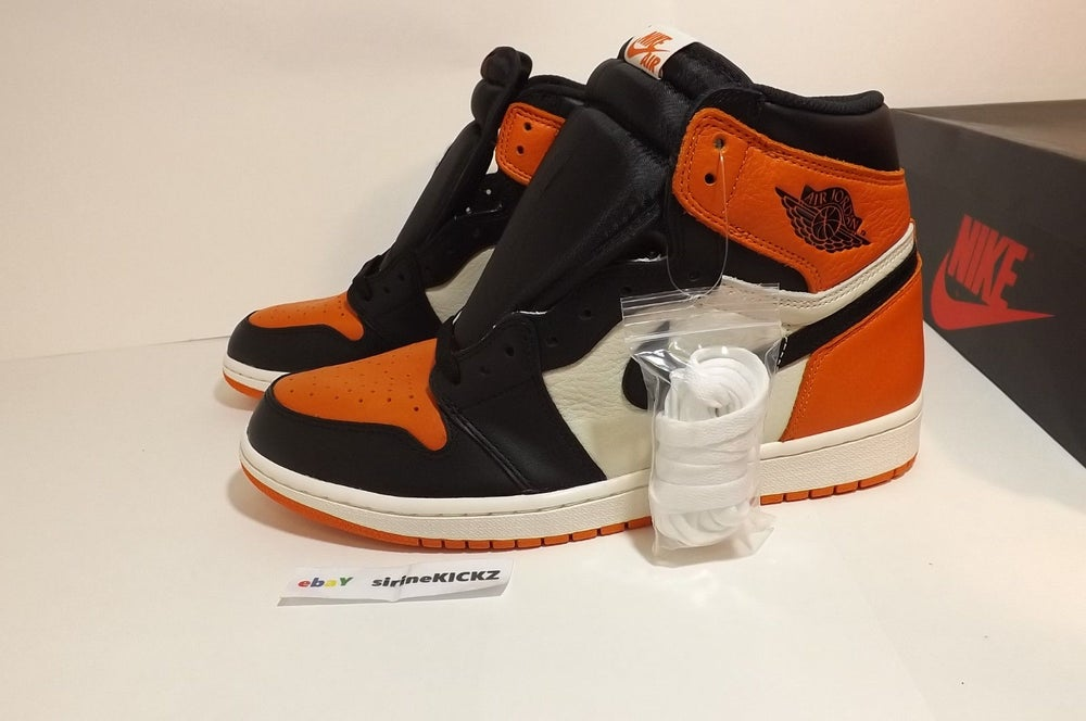 Image of NIKE AIR JORDAN 1 I RETRO HIGH OG SHATTERED BACKBOARD SBB 555088-005