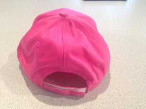 Image of PINK FITTED CAP- I'M WITH THE BIGFELLA