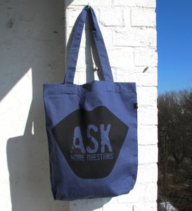 Image of ASK Tasche blaugrau