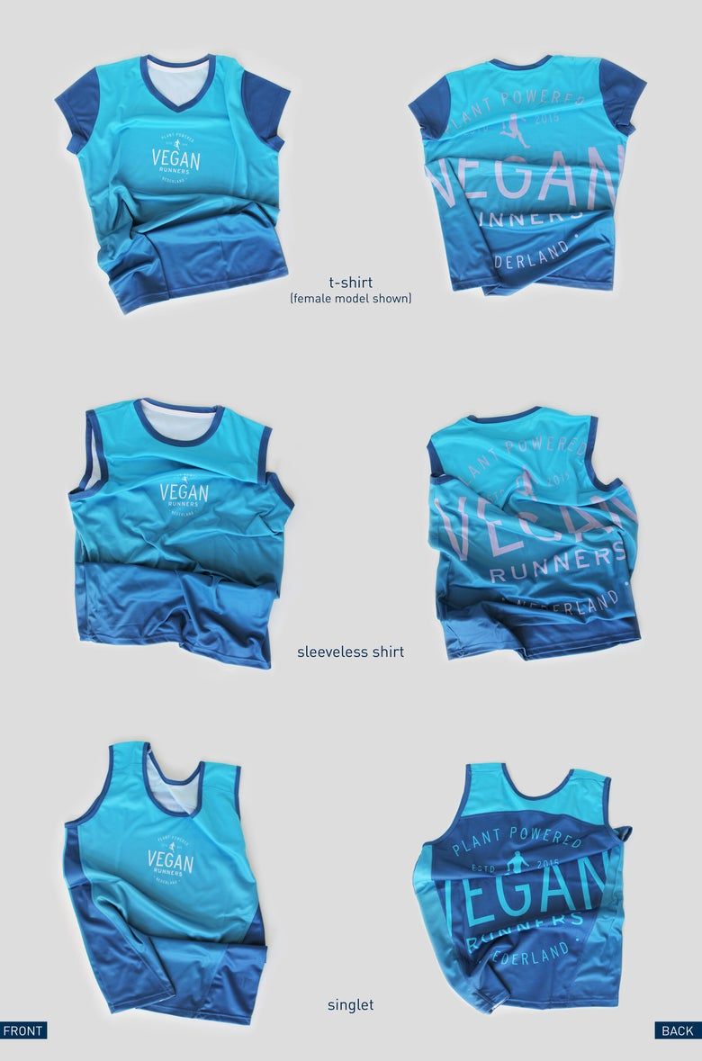 Image of Performance shirts - male / female