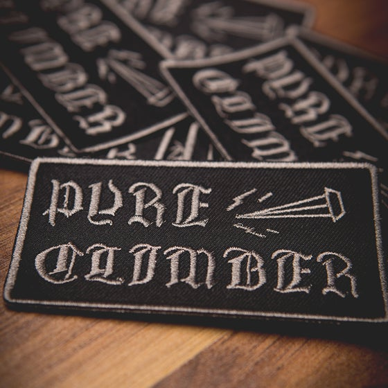 """Image of """"coffin nail"""" patch"""