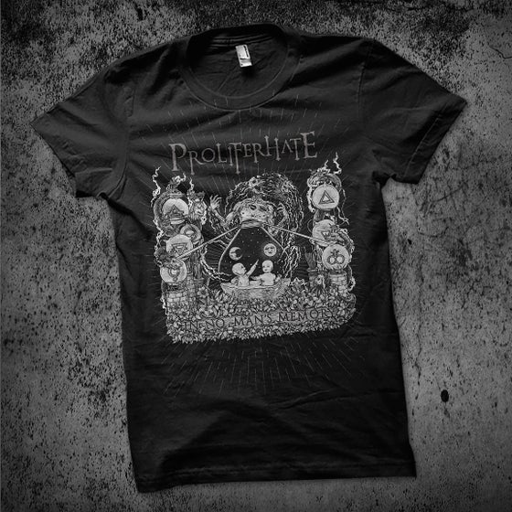 "Image of ""In No Man's Memory"" Tshirt"