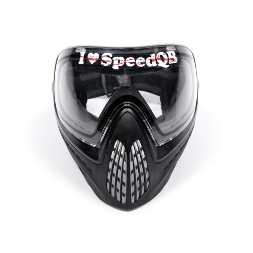 Image of I Love SpeedQB Decal - Bloodclot (2)