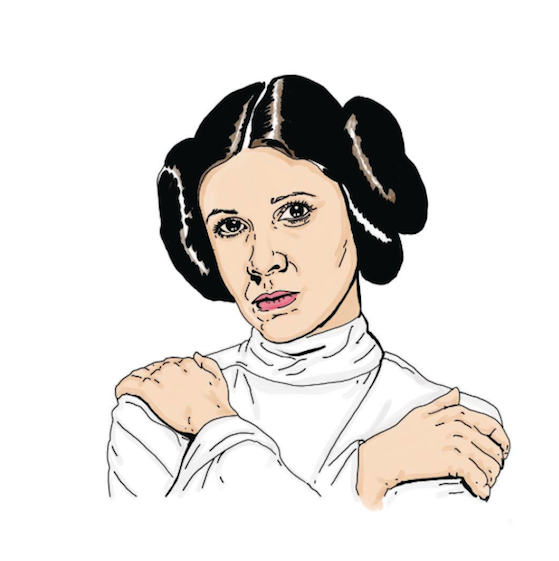 Image of Custom Illustration Print
