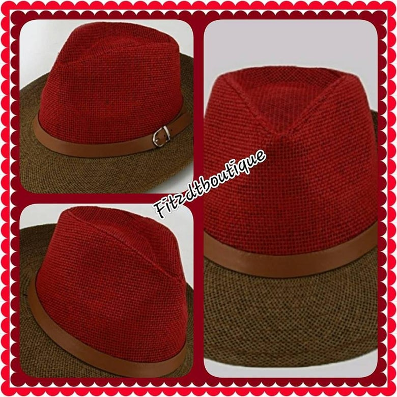 Image of Two Toned Fedora