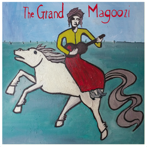 Image of The Grand Magoozi - (Self Titled) Vinyl LP (FYI016)