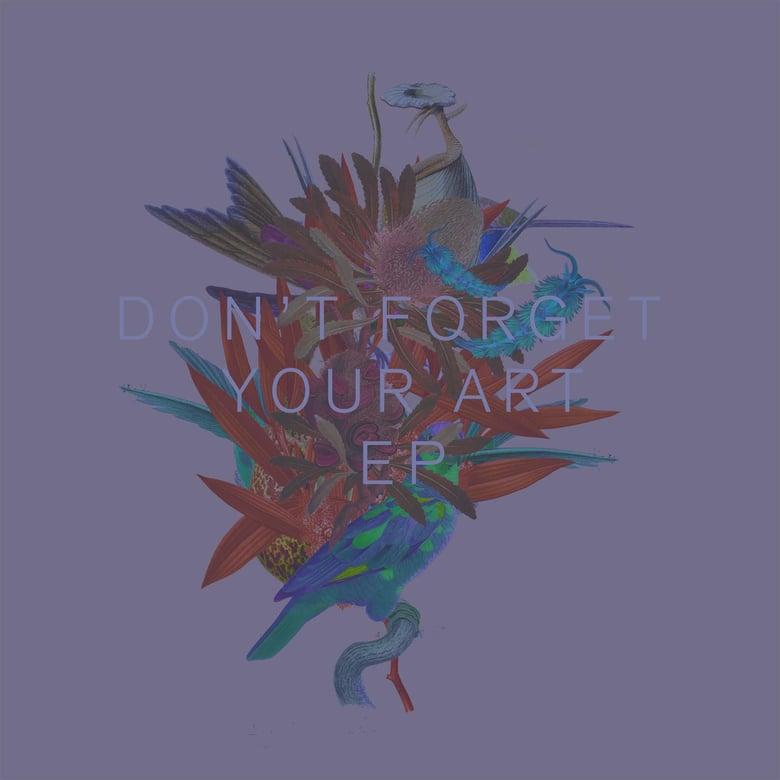 "Image of Kawakawa - ""Don't Forget Your Art"" / ""Island Species"" + extra tracks BUNDLE - Digital download & CD"