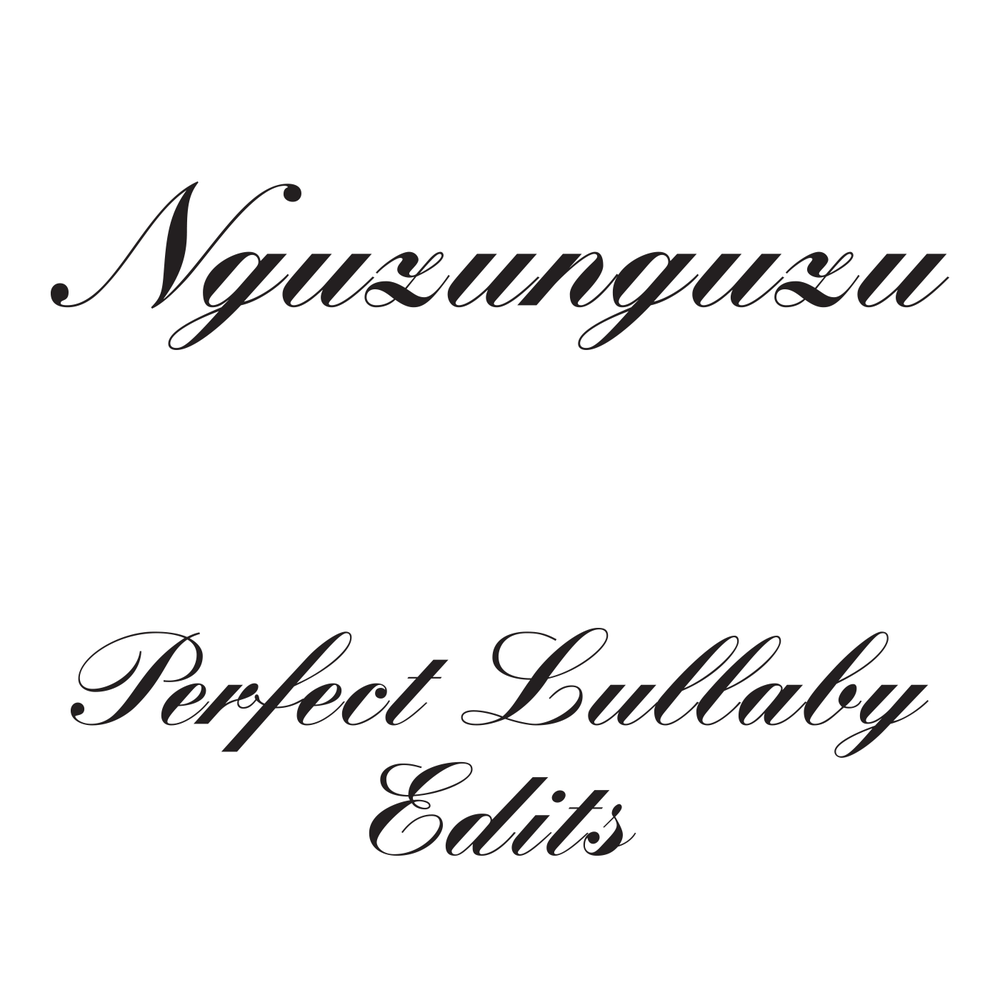 Image of Perfect Lullaby Edits 12""