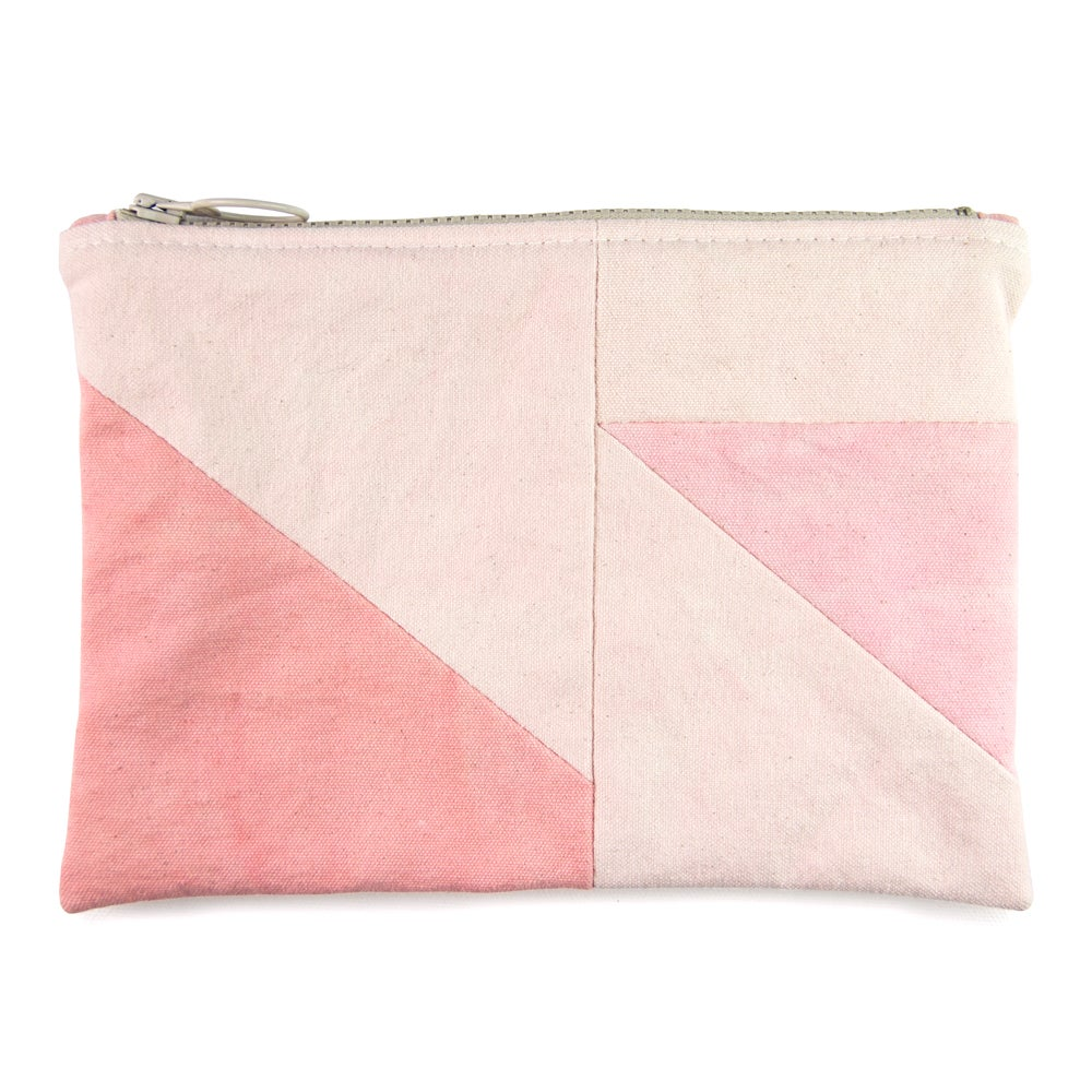 Image of Zipper Pouch - Pink