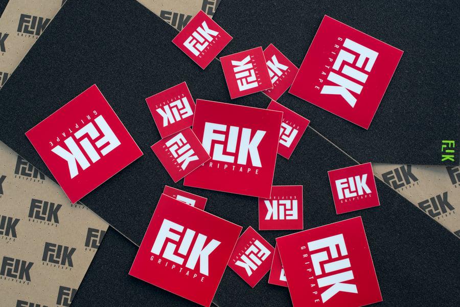 Image of Flik Sticker Pack