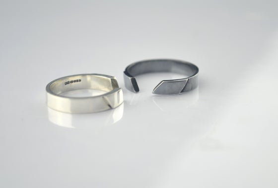 Image of THE ROSA CUFF RING