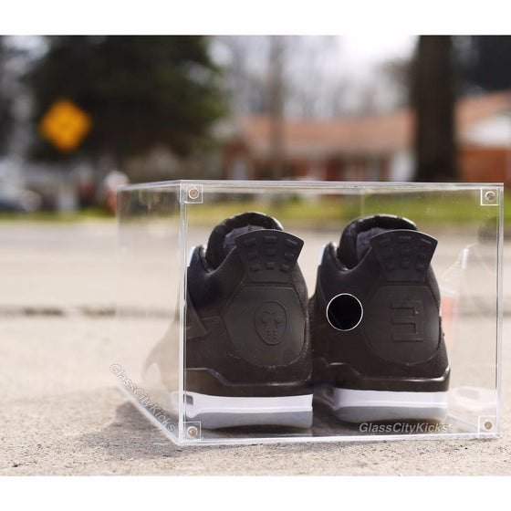 "Image of Drop Front Shoe Box ""OG"""