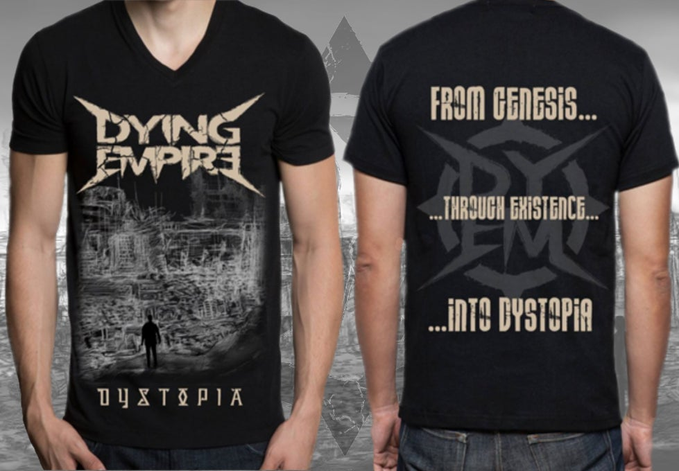 Image of T-Shirt Dystopia
