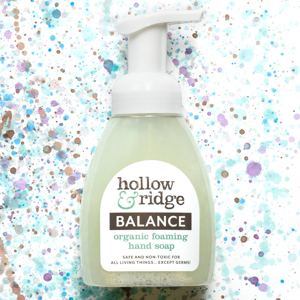 Image of Organic Foaming Hand Soap | Balance