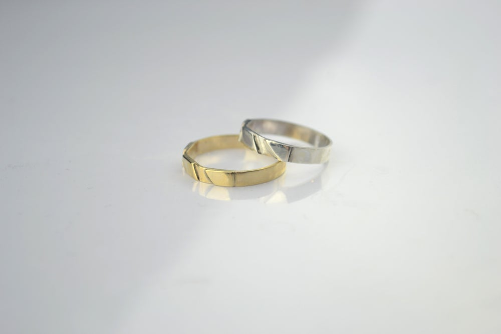 Image of ROSA MINI RING