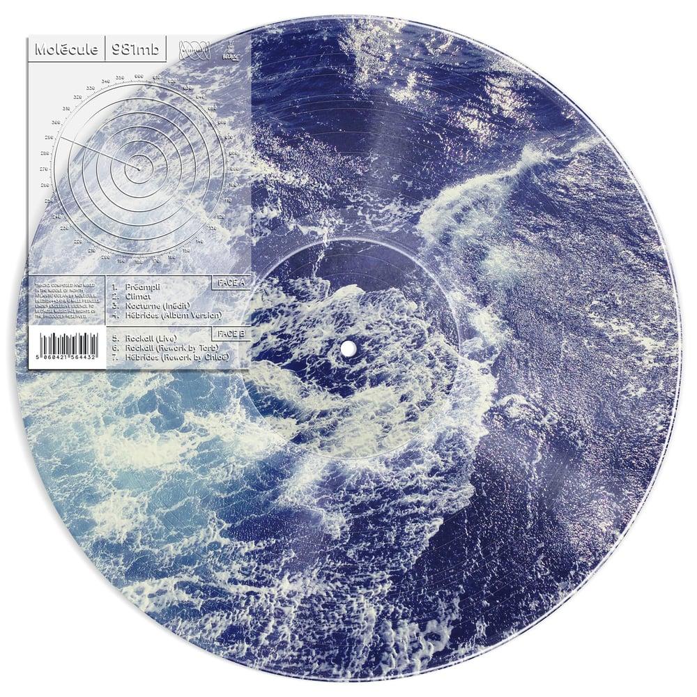 Image of Molécule - 981mb - Vinyl EP